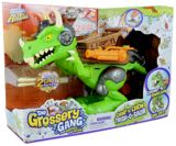 The Grossery Gang Time Wars Chomp 'n' Chew Trash-O-Saur