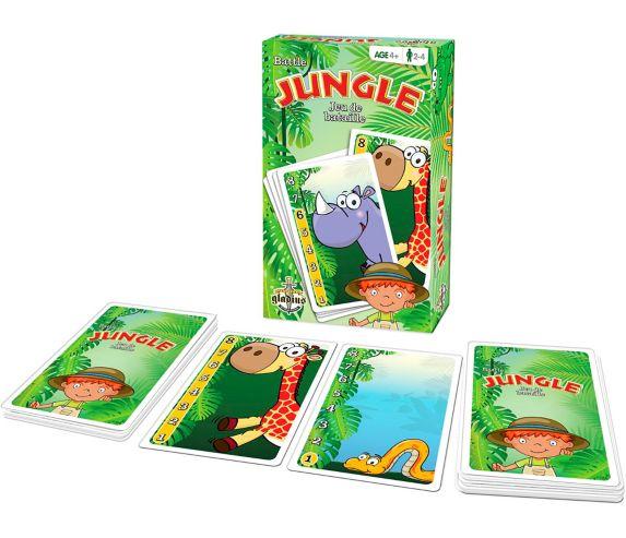 Jungle Battle Game, English/French Product image