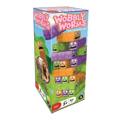 Wobbly Worms Game Product image
