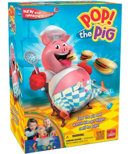 Jeu Pop the Pig de Goliath Games Image de l'article