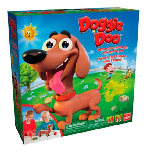 Jeu Doggie Doo de Goliath Image de l'article
