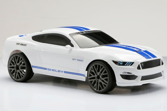 1:12 R/C Chargers Car, Assorted