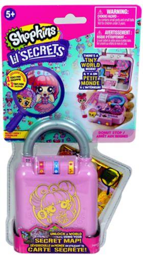 Shopkins Lil' Secrets Secret Lock, Assorted Product image