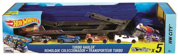 Remorque Turbo Hot Wheels