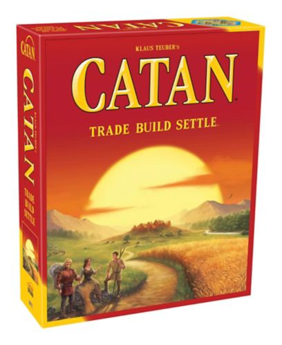 Settlers of Catan Trade & Build  Board Game Product image