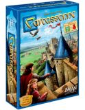 Carcassonne Board Game | Z-Mannull