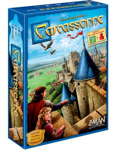 Carcassonne Board Game Product image