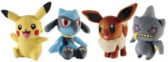 Pokémon Plush Product image