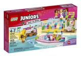 Lego Juniors Beach Holiday, 143-pcs | Legonull
