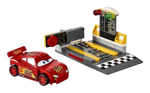 Lego Cars Movie 3 Lightning McQueen Speed Launcher, 47-pc