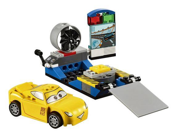 Lego Les Bagnoles 3, Simulateur de course Cruz Ramirez, 59 pièces