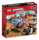 Lego Juniors Cars 3 Willy's Butte Speed Training, 95-pc | Lego Disney Carsnull