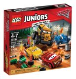 Lego Juniors Cars 3 Thunder Hollow Crazy 8 Race, 191-pc | Lego Disney Carsnull