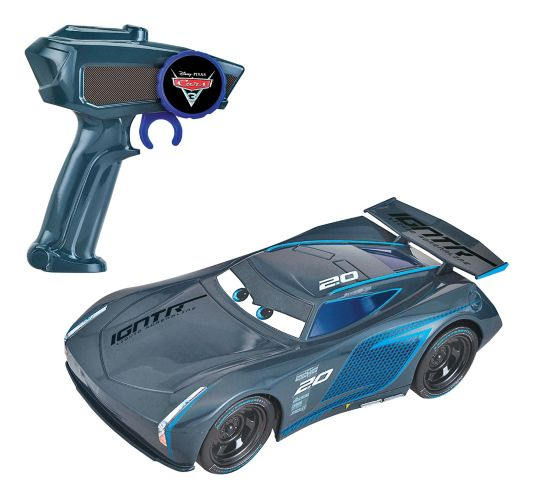 Cars 3 Remote Control Vehicles, Assorted, 7-in Product image