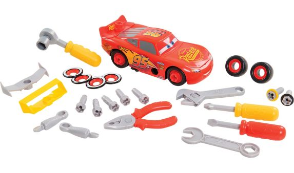 CM3 Cars 3 Transforming McQueen Tool Set, 32-pc Product image