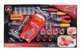 Trousse à outils de modification McQueen Les bagnoles 3 CM3, 32 pièces | Disney Carsnull
