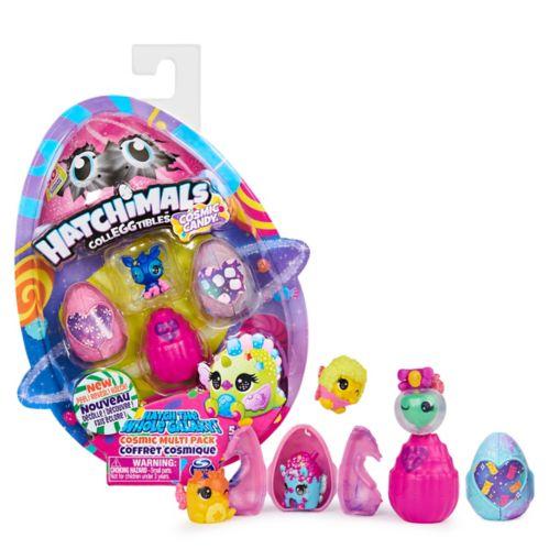 Hatchimals CollEGGtibles + cadeau, paq. 4 Image de l'article