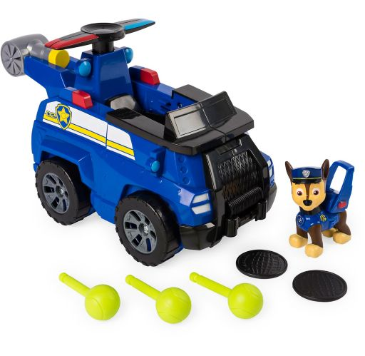 Paw Patrol Flip & Fly 2-in-1 Transforming Vehicle, Assorted Product image
