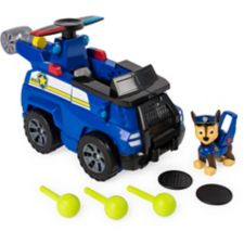 Paw Patrol Flip Fly 2 In 1 Transforming Vehicle Assorted