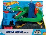 Hot Wheels City Cobra Crush Play Set | Hot Wheelsnull