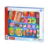MASTER Chef Deluxe Play Food Set, 60-pc | Master Chefnull