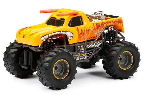 1:15 R/C Monster Jam Truck, Assorted Product image