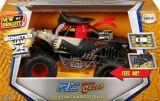 1:15 R/C Monster Jam Truck, Assorted