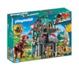 PLAYMOIL Dinos Hidden Temple with T-Rex Playset | PLAYMOBILnull