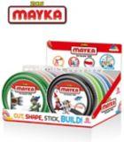 Mayka Toy Block Tape, Assorted, 4-Stud | Zurunull