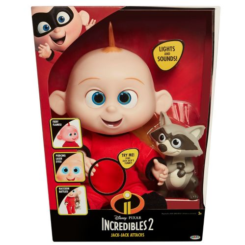 Disney Pixar Incredibles 2 Jack-Jack Attacks Doll