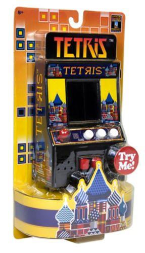 Tetris Mini Classic Arcade Game