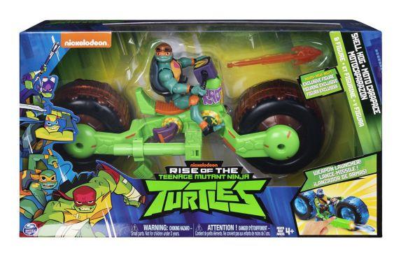 Teenage Mutant Ninja Turtles Action Figure with Vehicle, Assorted Product image
