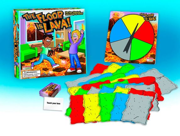 Endless Games The Floor is Lava Game Product image