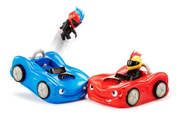 Little Tikes RC Bumper Cars Set, 2-pc