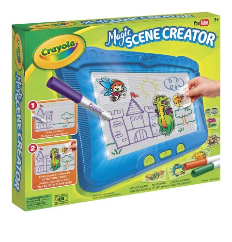 Crayola Magic Scene Creator Product image