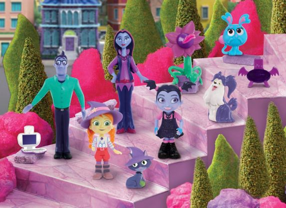 Coffret de figurines Vampirina Fangtastic Friends Image de l'article