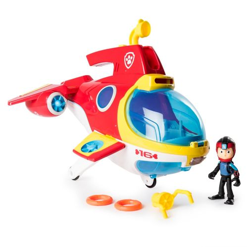 PAW Patrol Sub Patroller Transforming Vehicle