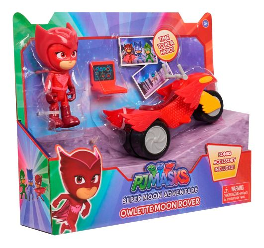 PJ Masks Super Moon Adventure Space Rovers, Assorted Product image