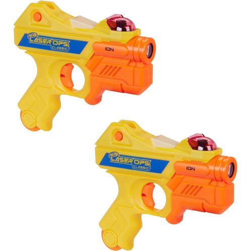 NERF Laser Ops Classic Ion Blaster, 2-pk Product image