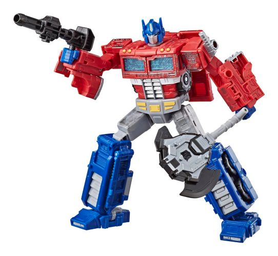 Transformers Generation War for Cybertron: Siege Voyager WCF Action Figures, Assorted