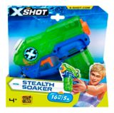 X-Shot Water Warfare Stealth Soaker Small Water Blaster by ZURU | Zurunull