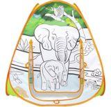 Playhut Jungle Fun Doodle Tent