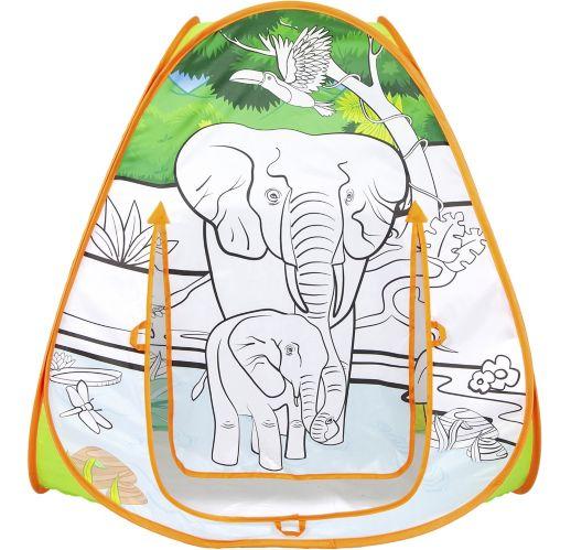 Playhut Jungle Fun Doodle Tent Product image