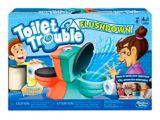 Toilet Trouble Flushdown Game | Hasbro Gamesnull