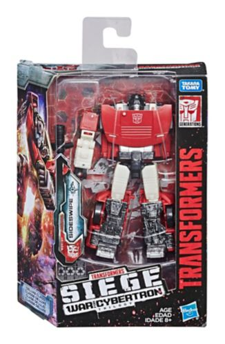 Transformers Generation War for Cybertron: Siege Deluxe Action Figures, Assorted Product image