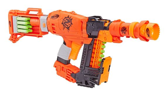 NERF Zombie Strike Survival System Nailbiter Blaster Product image