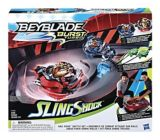 Beyblade Burst Turbo Slingshock Rail Rush Battle Set | Beybladesnull