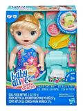 Baby Alive Snacking Shapes Pasta Baby, Blonde | Baby Alivenull