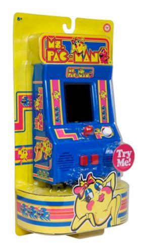 Ms. Pac-Man Mini Classic Arcade Game