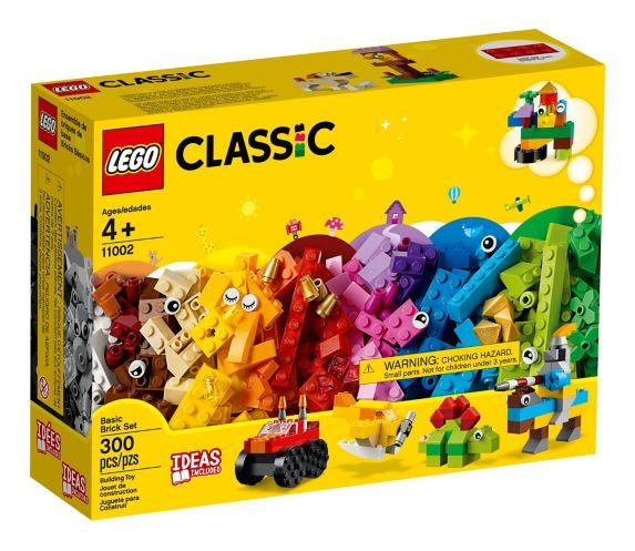 Ensemble de briques de base LEGO - 11002 Image de l'article